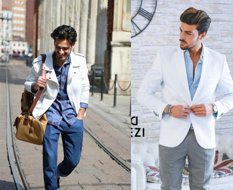 Hướng dẫn mặc áo sơ mi nam màu xanh dương theo 3 cách đẹp trai lôi cuốn nhất