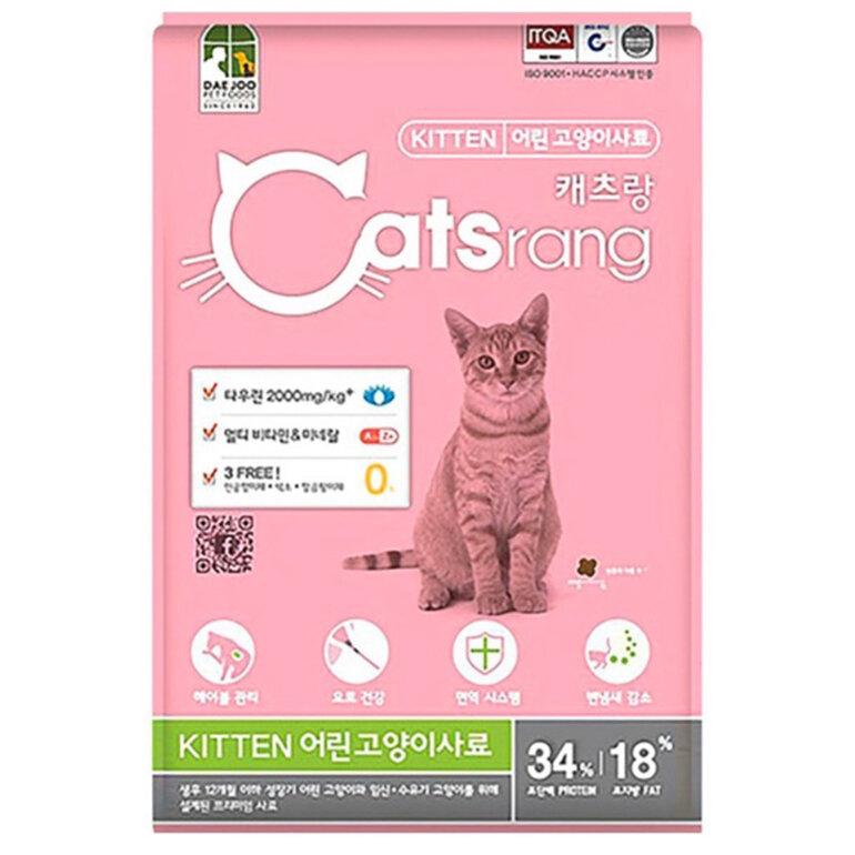 Thức ăn cho mèo mẹ Catsrang