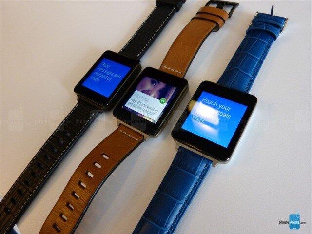 Chọn mua đồng hồ thông minh, smartwatch Android Wear nào phù hợp với bạn?