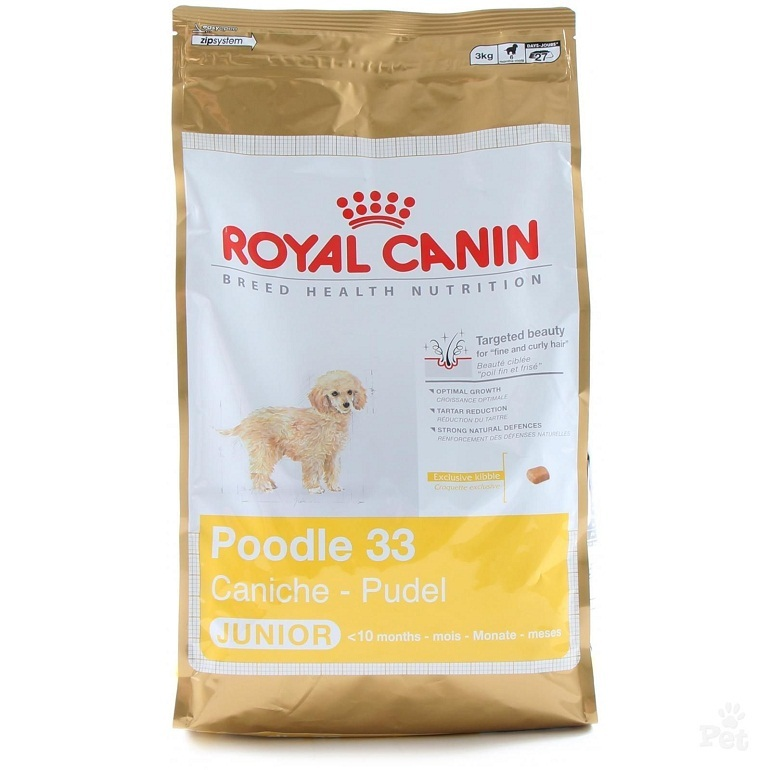 Thức ăn cho chó Royal Canin cung cấp đầy đủ các thành phần dinh dưỡng