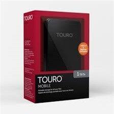 Ổ cứng cắm ngoài Hitachi Touro Pro 500GB