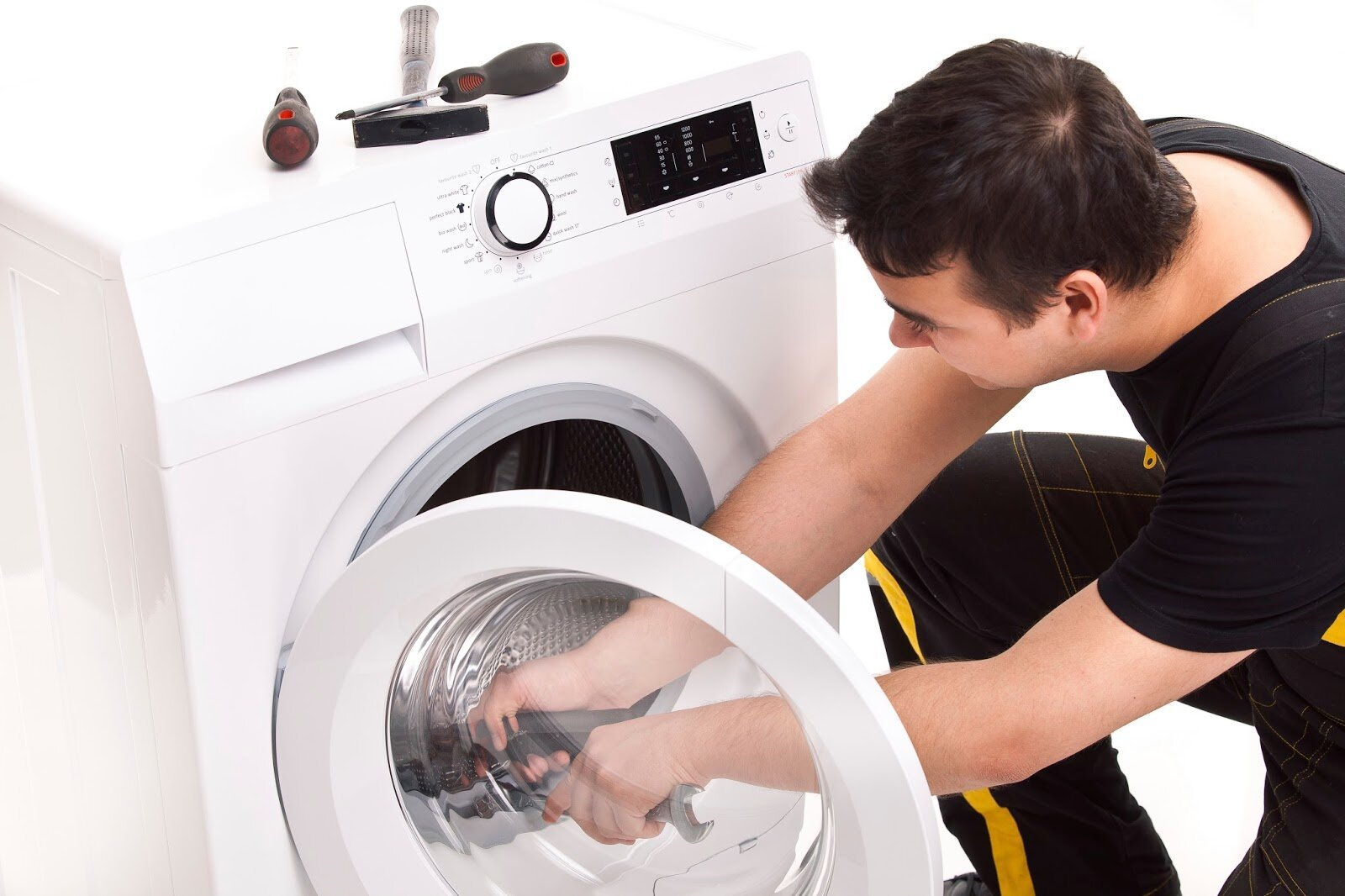 Bạn có thể tự sửa máy giặt nhanh chóng nếu biết rõ nguyên nhân từ đâu