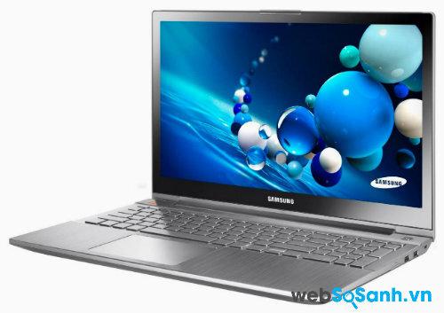 Samsung Ativ Book 9 sở hữu thiết kế đẹp mắt. Nguồn Internet.