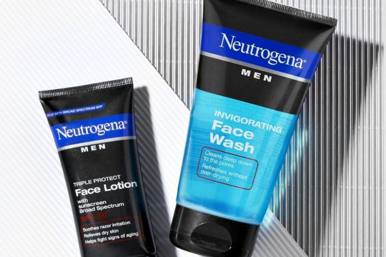 Sữa rửa mặt cho nam Neutrogena