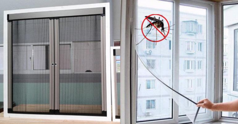 Cửa lưới chống muỗi là gì ? Có mấy loại ? Giá bao nhiêu ? | websosanh.vn