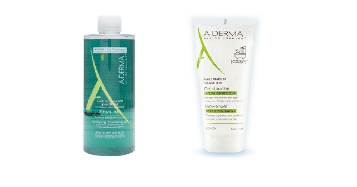 Sữa rửa mặt Aderma cho da nhạy cảm là loại nào? Mua ở đâu?