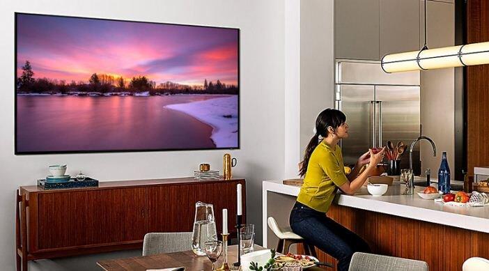 Smart Tivi QLED Samsung 8K 98 inch QA98Q900R - Giá tham khảo: 2.290.000.000 vnđ
