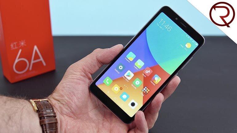 Xiaomi Redmi 6A test camera