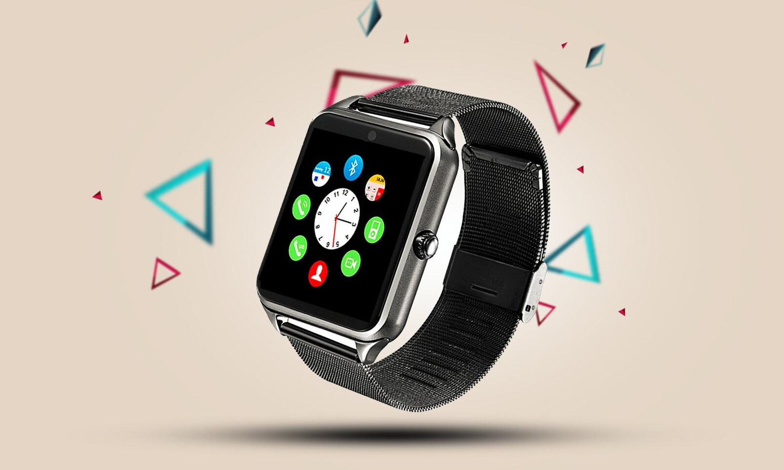 Bạn đã có một chiếc smartwatch nào chưa?