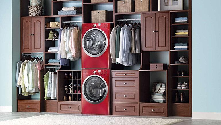 Máy giặt cửa ngang Electrolux