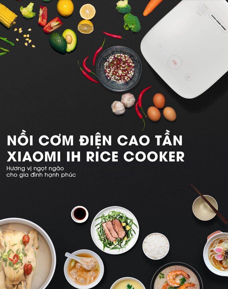 Nồi cơm điện cao tần Xiaomi có nên mua không