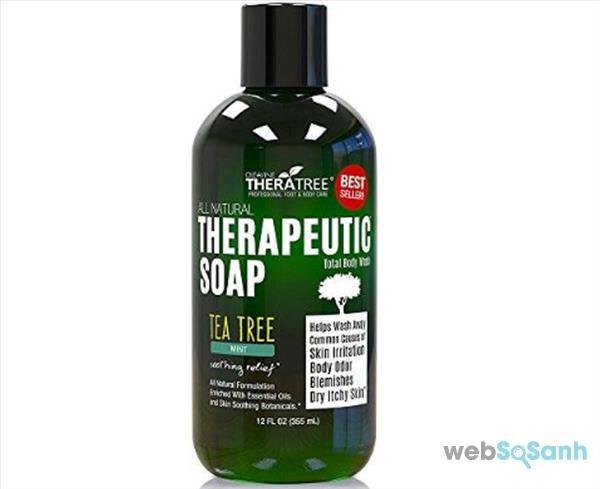 Sữa tắm Oleavine - Therapeutic Soap