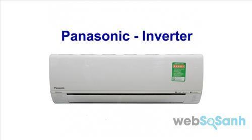 Điều hòa Panasonic 1 chiều inverter