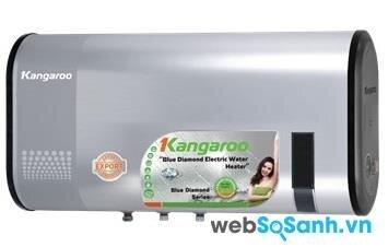 bình nóng lạnh gián tiếp Kangaroo KG60N có độ an toàn cao