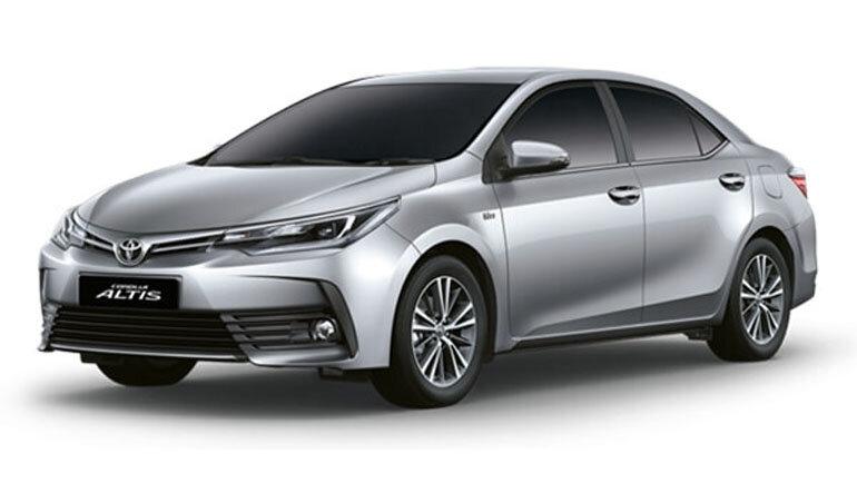 Xe Toyota Altis