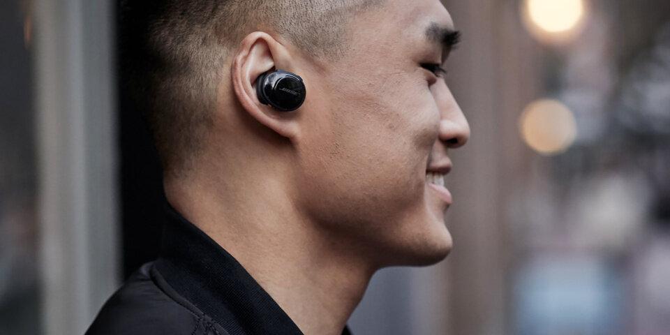 Bose SoundSport Free True-Wireless cho trải nghiệm âm thanh sống động