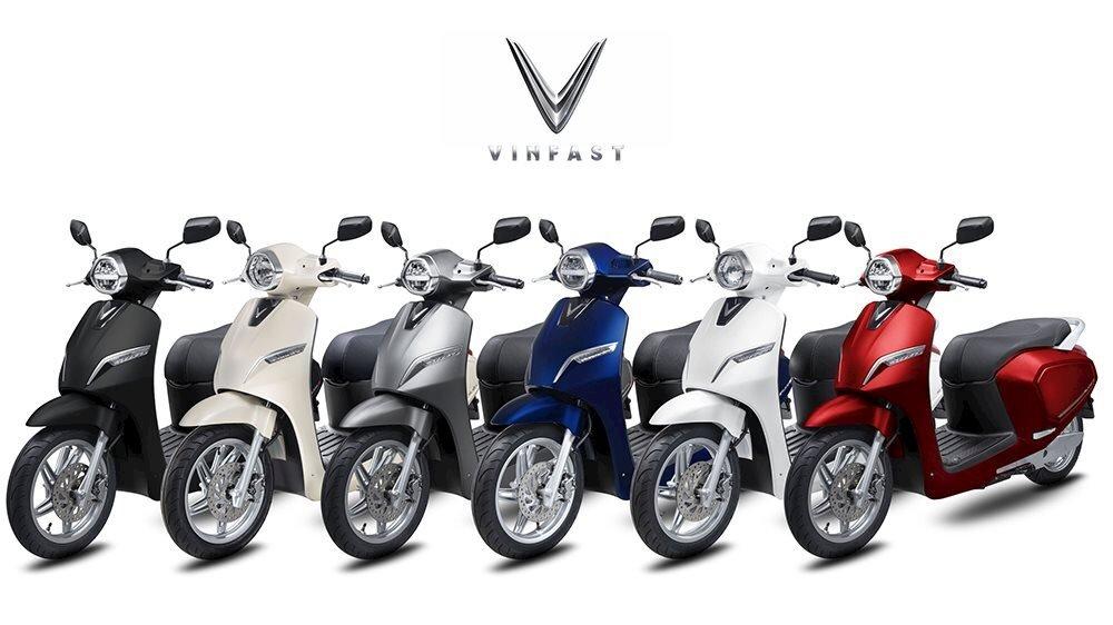 Xe máy điện VinFast Klara sẽ mở bán vào tháng 11/2018