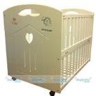 Giường cũi trẻ em cao cấp HTP020