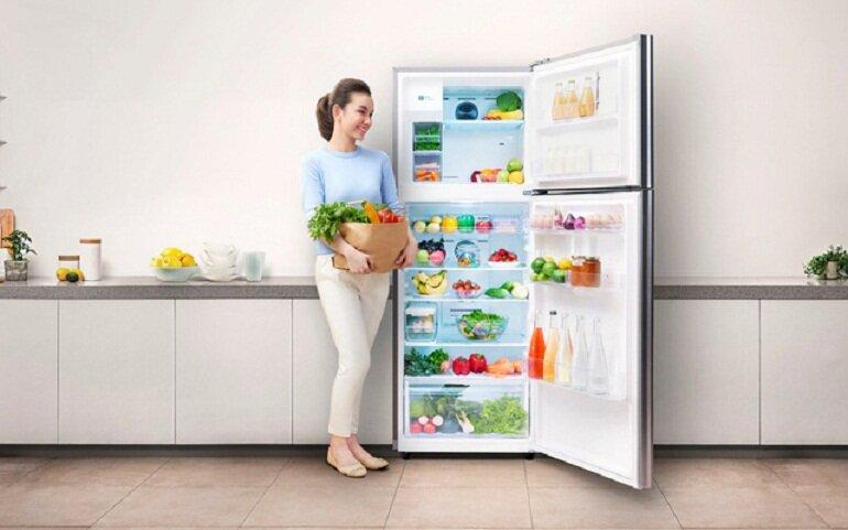 Một chiếc tủ lạnh tốt không nhất thiết phải đắt tiền, mà trước hết phải phù hợp với khả năng tài chính của gia đình bạn