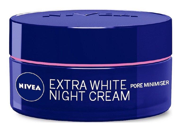 Nivea Kem Dưỡng Da Ban Đêm Extra White Pore Minimiser