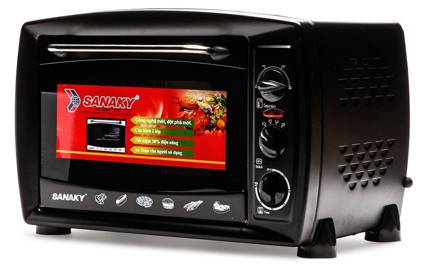 Sanaky VH-259N có thể làm được các loại bánh yêu cầu cao về nhiệt độ