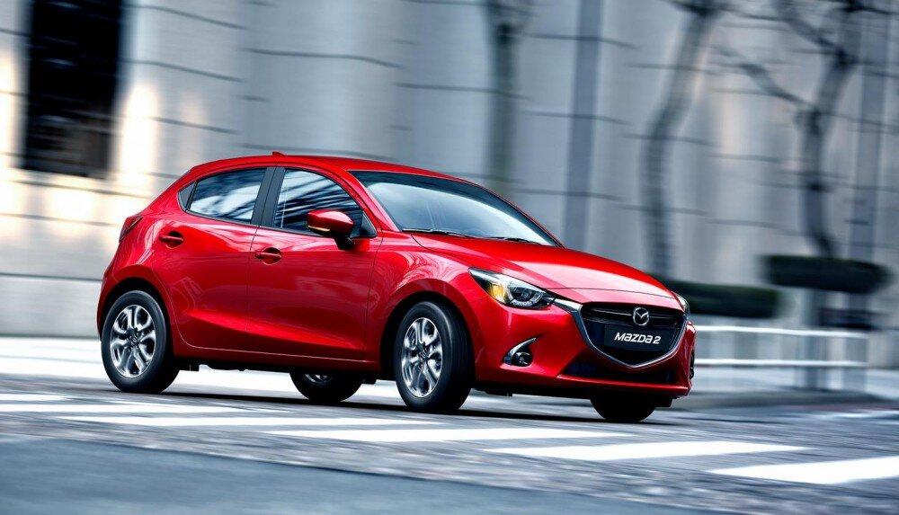 Mazda 2 có mức giá khá tốt