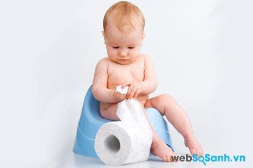 Không dung nạp lactose khiến bé bị đau bụng, tiêu chảy