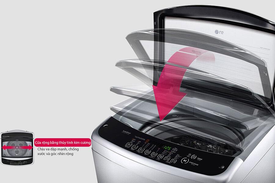 Máy giặt cửa trên của LG có tốt không