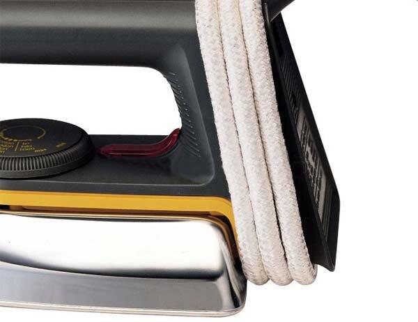 Phần dây quấn tiện lợi của Bàn ủi khô Philip HD1172