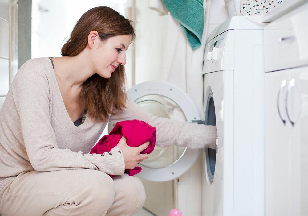 Máy giặt lồng ngang tiện lợi khi sử dụng