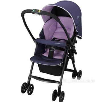 Xe đẩy trẻ em Combi Mechacal First EB-360
