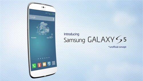 Nhiều người hy vọng Galaxy S5 sẽ được trang bị màn hình cong 30 độ và pin 4.000 mAh như ý tưởng củaRaphael Warner.