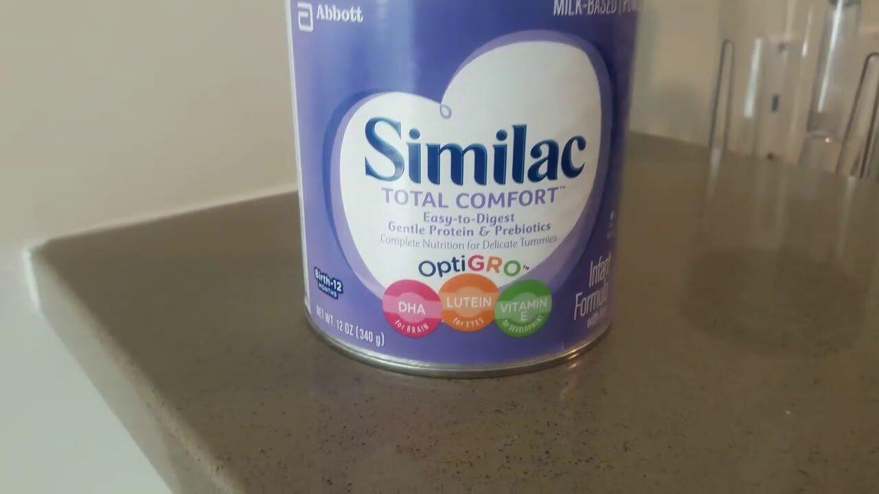 Sữa Similac Total Comfort giúp cải thiện hệ tiêu hóa của trẻ