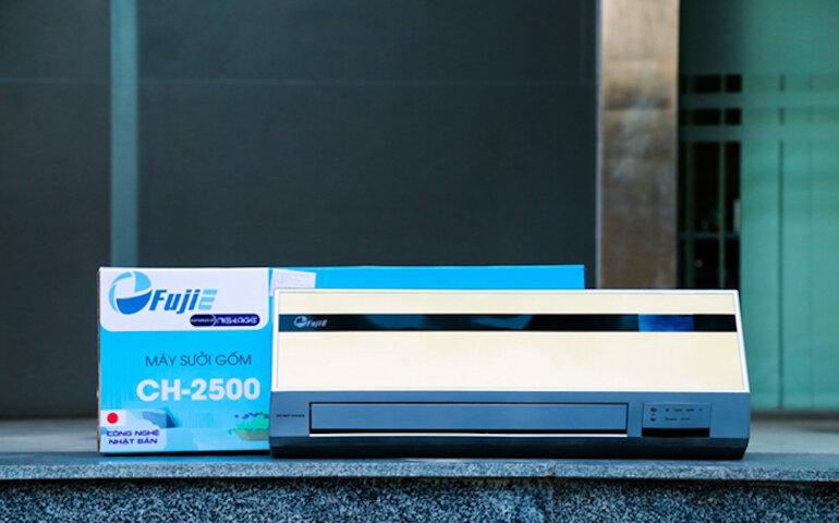 Cách bảo dưỡng máy sưởi treo tường điều hòa FujiE CH-2500