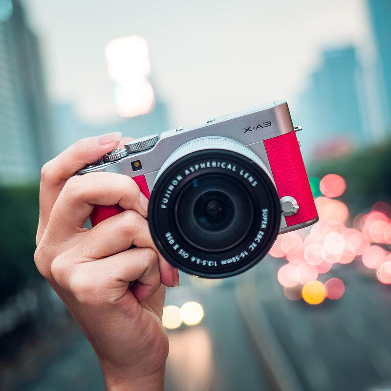 Fujifilm Mirrorless X-A3