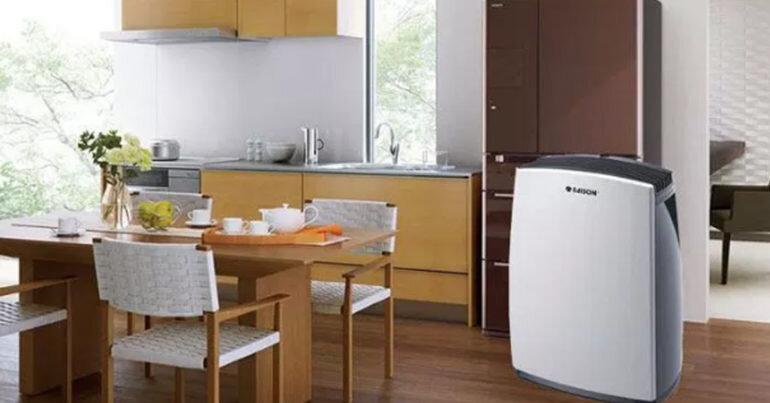 Bất ngờ với công dụng ít biết của máy hút ẩm tiết kiệm được gần chục triệu đồng