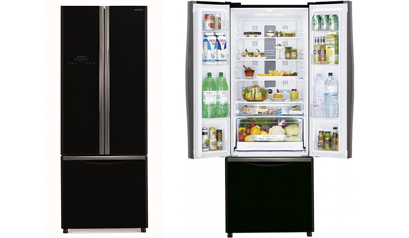 Tủ lạnh Hitachi thiết kế hiện đại, tiện lợi khi sử dụng