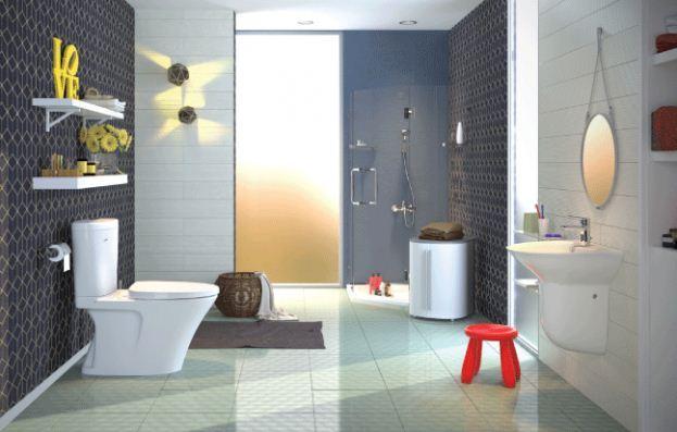 Phụ kiện thay thế thiết bị vệ sinh inax dễ tìm mua