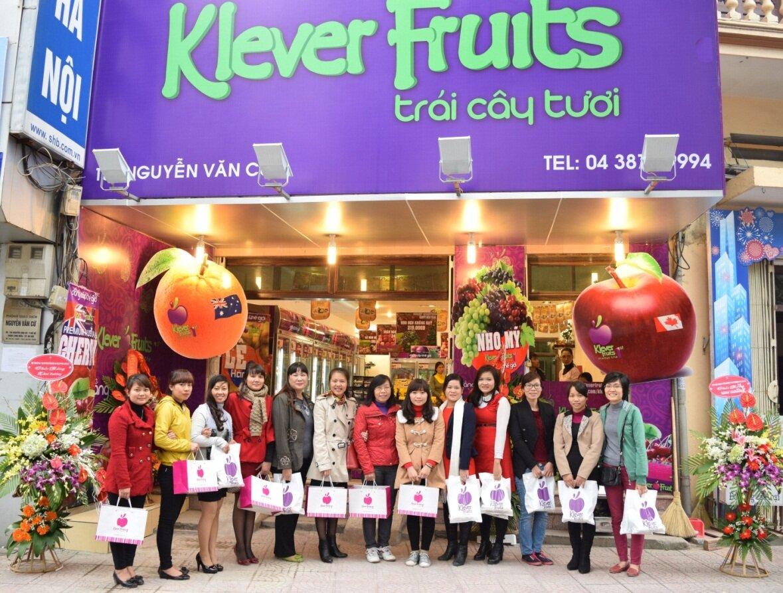 CleverFood là điểm đến mua sắm thực phẩm, rau củ quả tươi sạch
