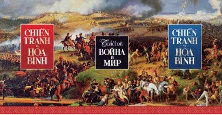 Chiến tranh và hòa bình - Lev Tolstoy