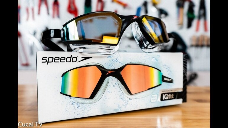 Kính bơi Speedo có nhiều mẫu mã, kiểu dáng khác nhau