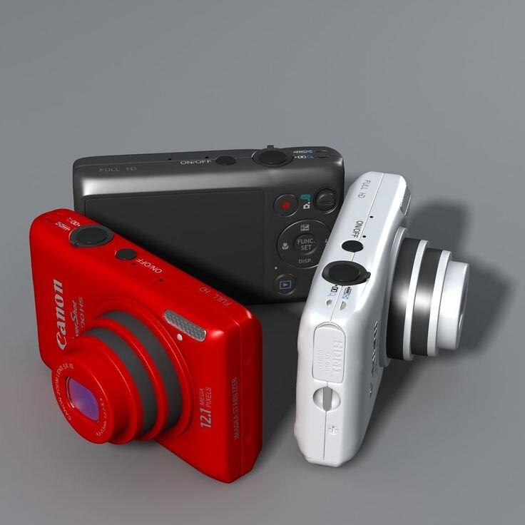 Máy ảnh Canon có khả năng chụp cận cảnh đẹp