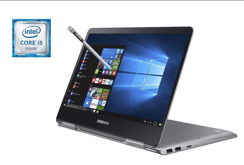 Notebook 9 là dòng máy cao cấp của thương hiệu Samsung