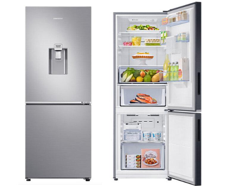 Tủ lạnh hai cửa ngăn đông dưới 276L (RB27N4170S8/SV)