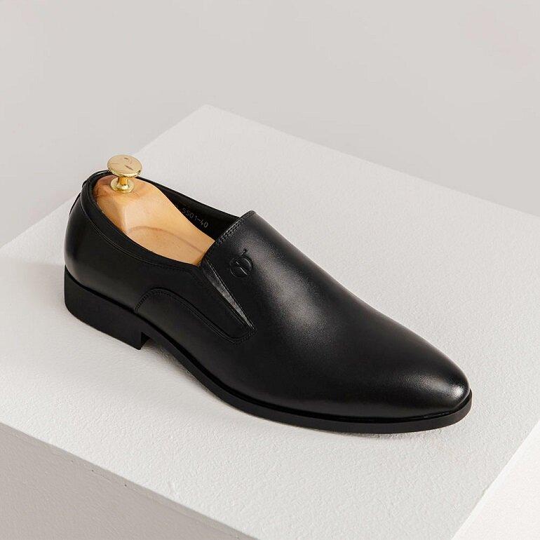 giày da nam đế cao
