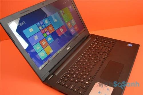 Laptop Dell Inspiron N3543