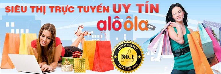 Siêu thị trực tuyến Aloola.vn – siêu thị bán hàng trực tuyến uy tín tại Hà Nội