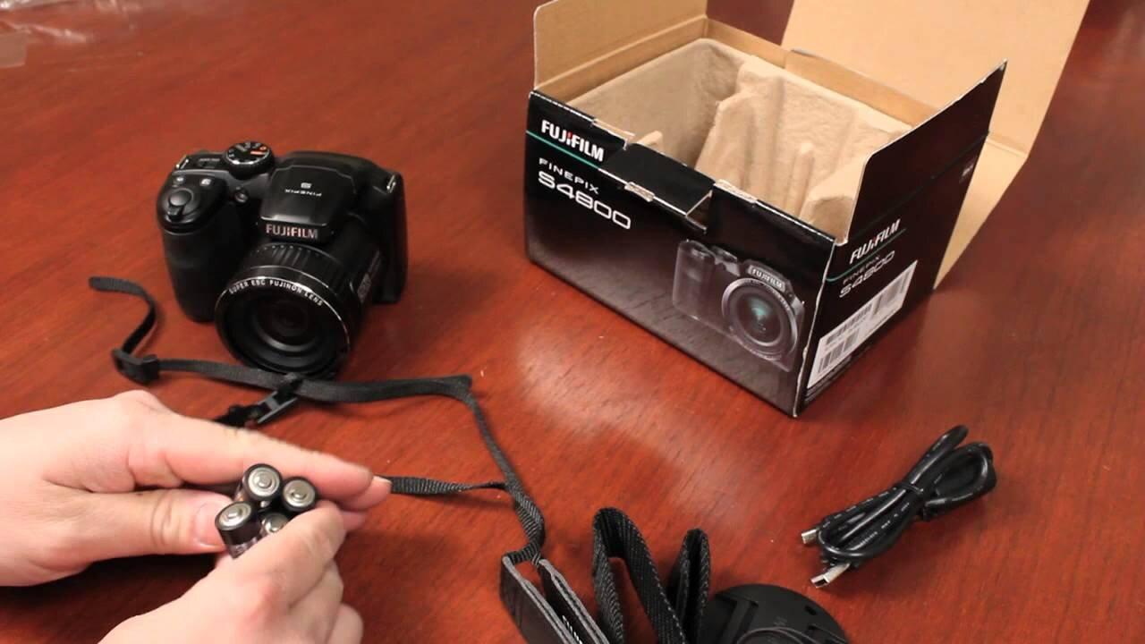 Fujifilm S8600 có thông số kỹ thuật rất ấn tượng.