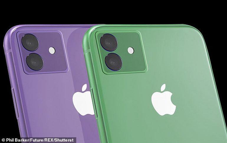 iphone xr2 có những màu nào.