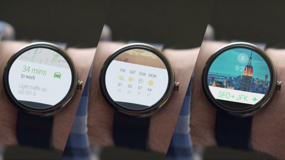 Đồng hồ thông minh với tính năng xem giờ xem lịch